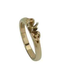 No. 3351Xg Ring without Diamond