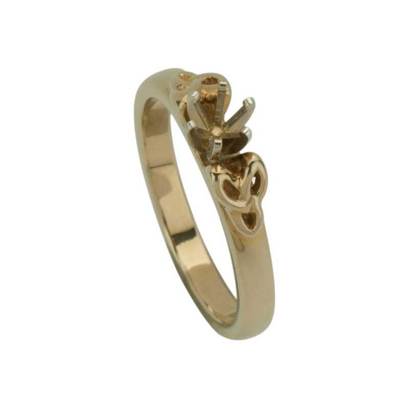 No. 3351XS Ring without Diamond