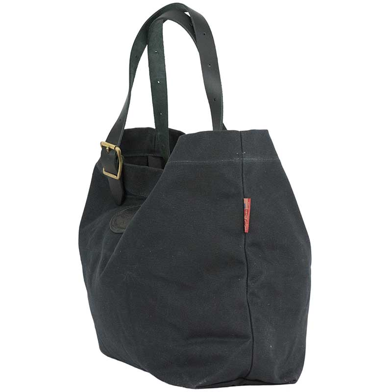 Bazaar Tote by Frost River, Black