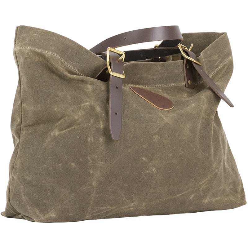 Bazaar Tote, Tan by Frost River