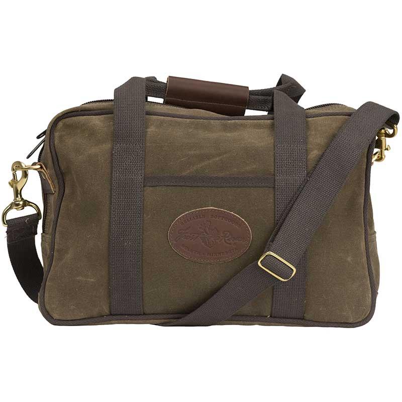 Simple Briefcase, Tan