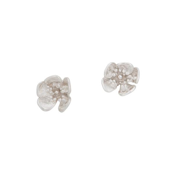 Wild Cherry Earrings by Judie Gumm