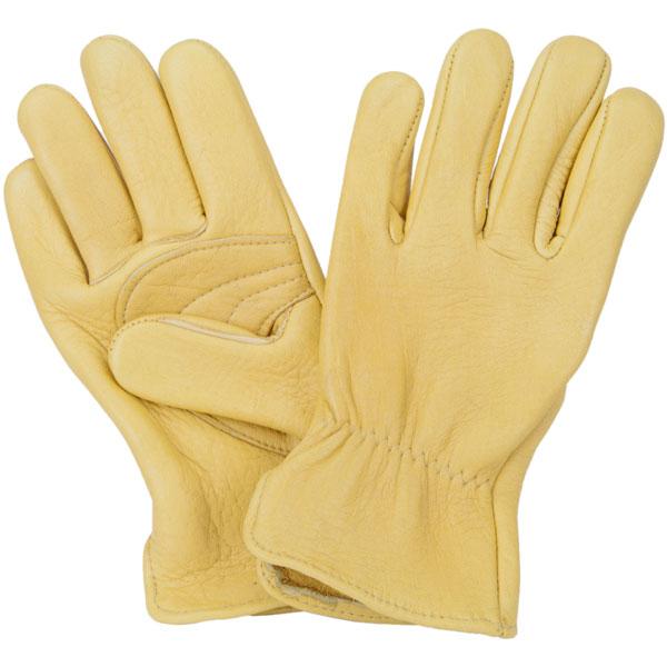 Elkskin Roper Glove, made in USA by Geier Glove