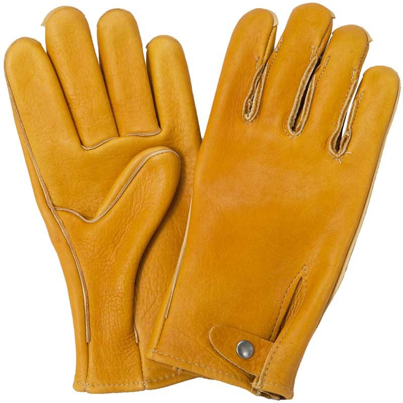Heavy Duty Work Gloves, Bison