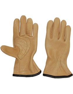 Bison Leather Gloves