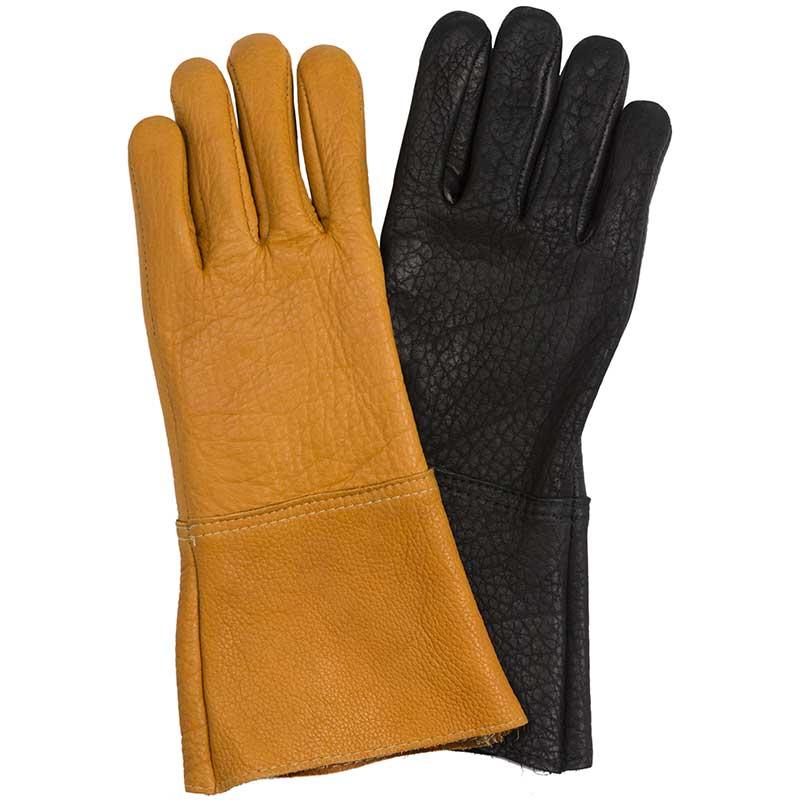 Bison Leather Gauntlet