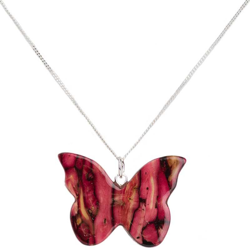 Heathergem Butterfly Pendant