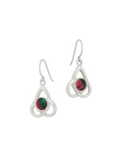 Heathergem Triskele Earrings