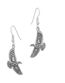 Soaring Eagle Earrings