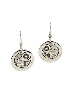 Hummingbird Spirit Earrings