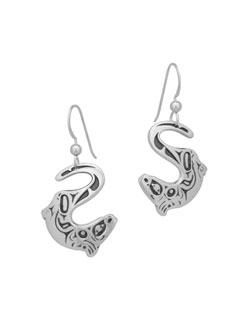 River Otter Earrings