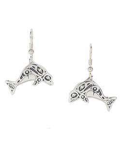 Dall's Porpoise Earrings