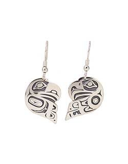 Lovebirds Earrings