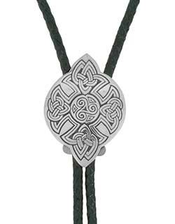 Immortal Strength Celtic Bolo Tie