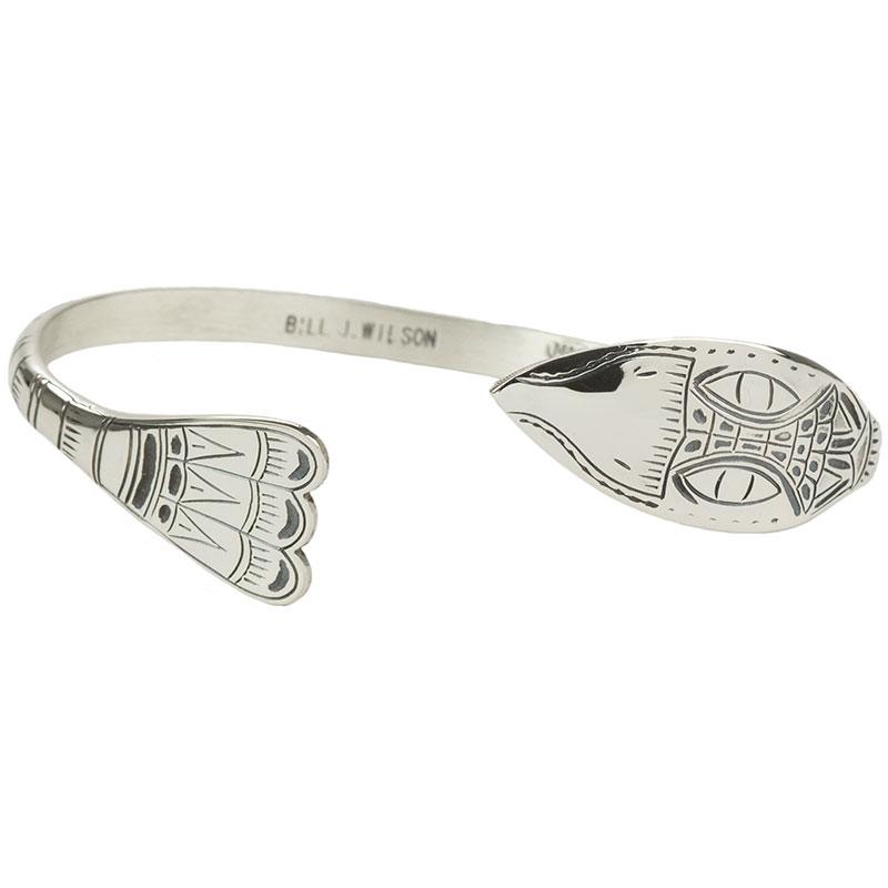 Raven Trade Bracelet, Sterling Silver