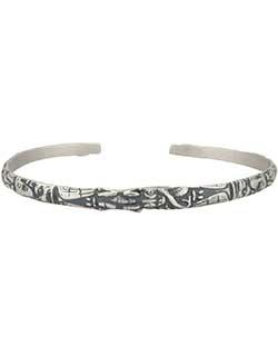 Narrow Totem Bracelet