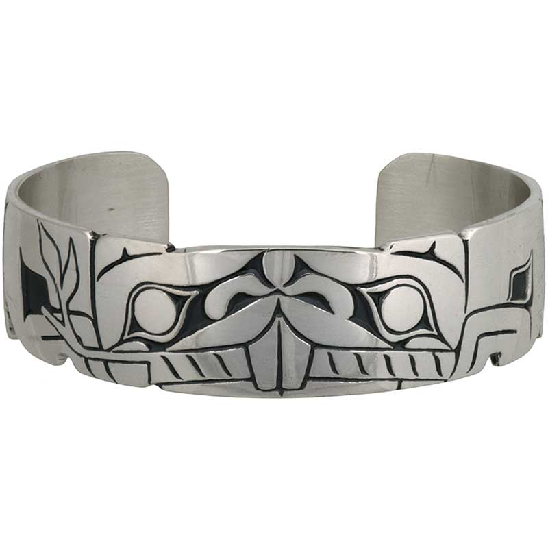 Beaver Bracelet (slim wrist)