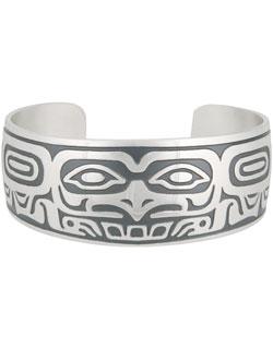 Tlingit Eagle Bracelet