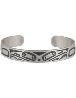 Double Raven Bracelet