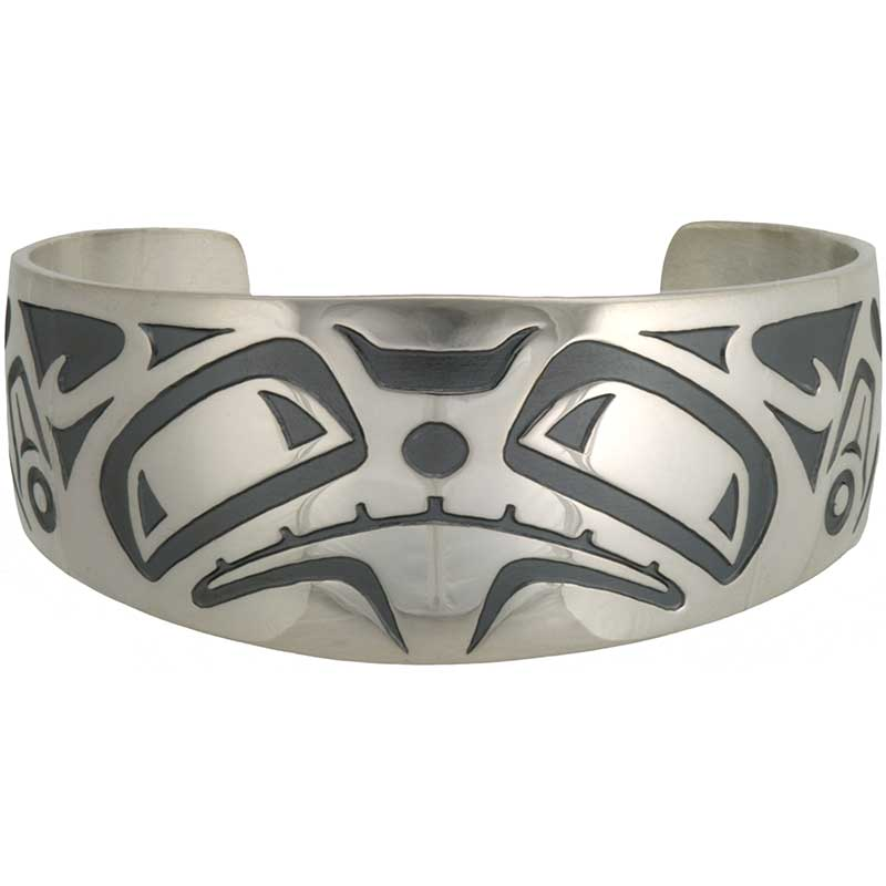 Tsimshian Bear Bracelet
