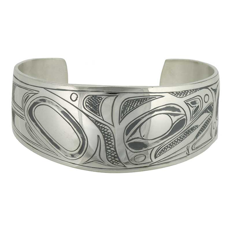 Raven Bracelet (slim wrist)