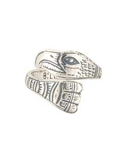 Eagle Ring by Bill Wilson