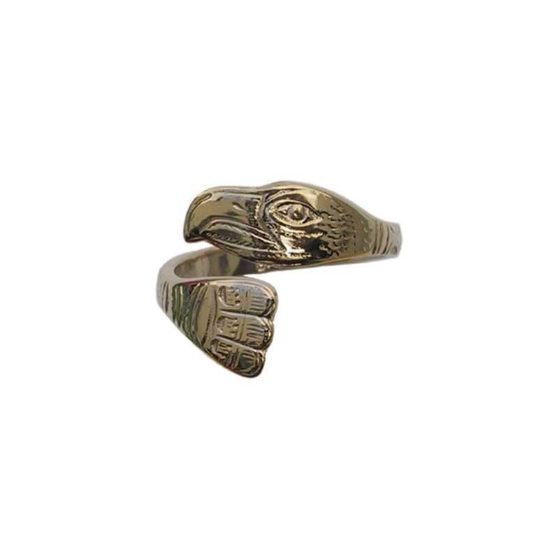 Eagle Ring, 14 kt. Gold