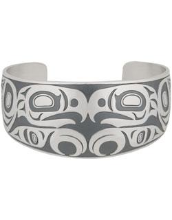 Tsimshian Eagle Bracelet