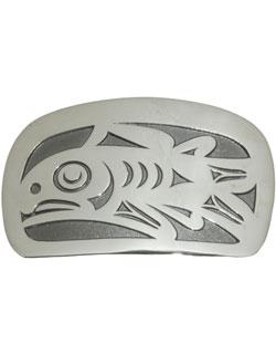 Salmon Buckle, Large