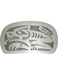 Wolf Buckle, Large