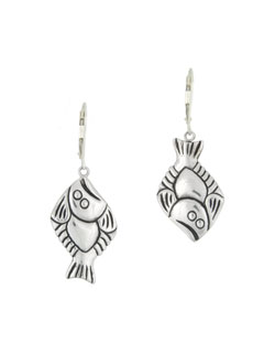 Halibut Earrings