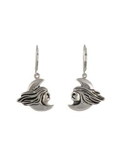 Fog Woman's Earrings