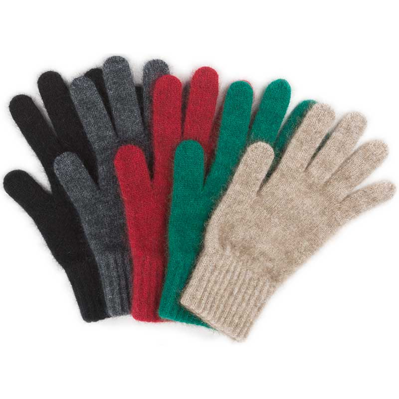 Possum Gloves, All Colors