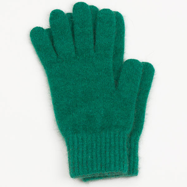 Possum Gloves, Emerald