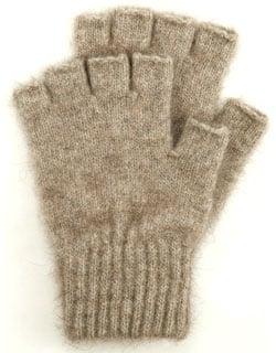 Possum Open Finger Gloves
