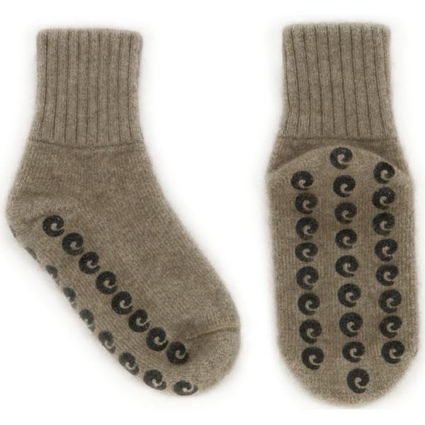 Possum House Socks by Lothlorian, Natural
