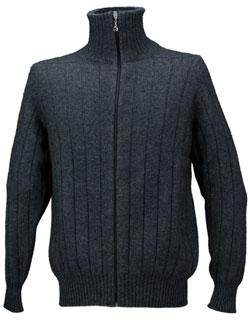 Possum Full Zip Sweater