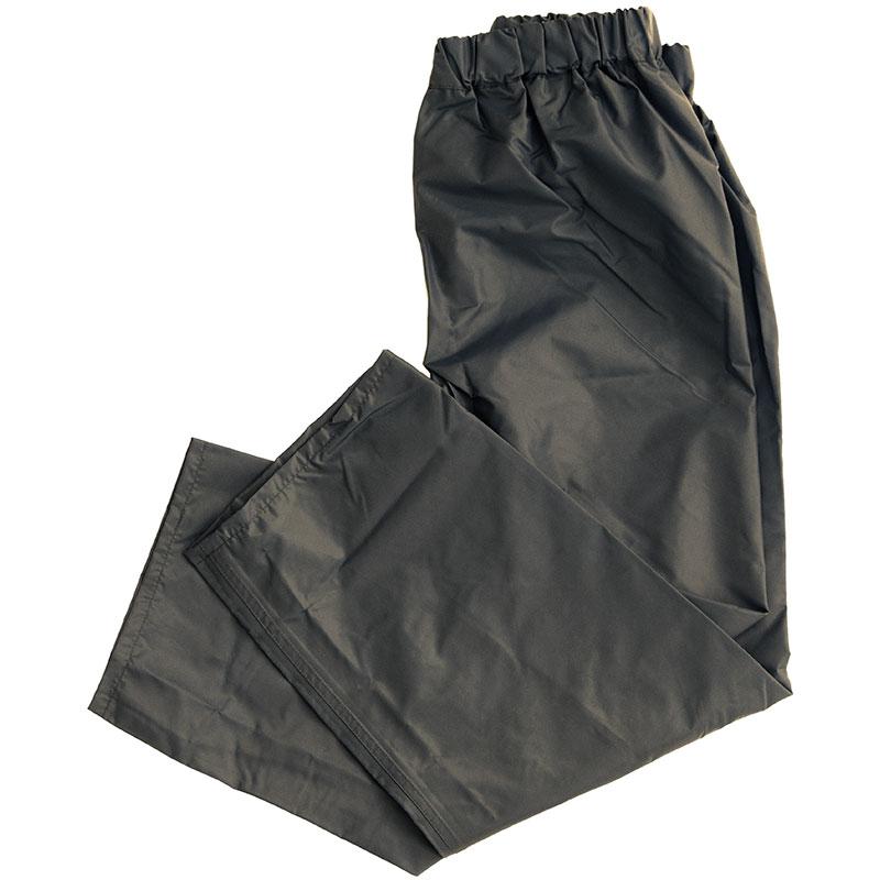 Ruf Duck Rain Pants, Black