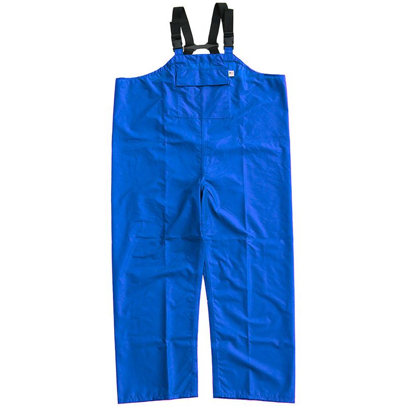 Ruf Duck Rain Overalls, Blue