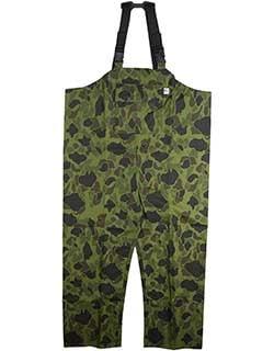 Rain Overalls, Camouflage