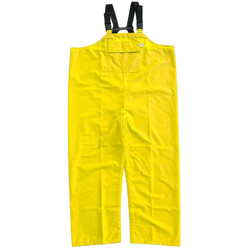Ruf Duck Rain Overalls, Yellow