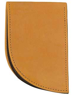 Ballglove Leather Wallet with RFID Protection