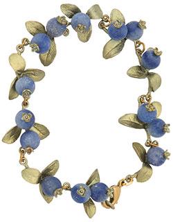 Blueberry Twigs Bracelet