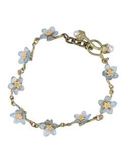 Forget-Me-Not Bracelet