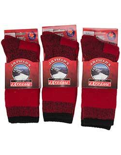 3 Pair 30 Below XLR Socks