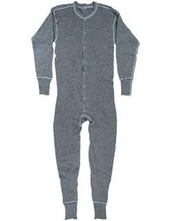 80/20 Wool Union Suit