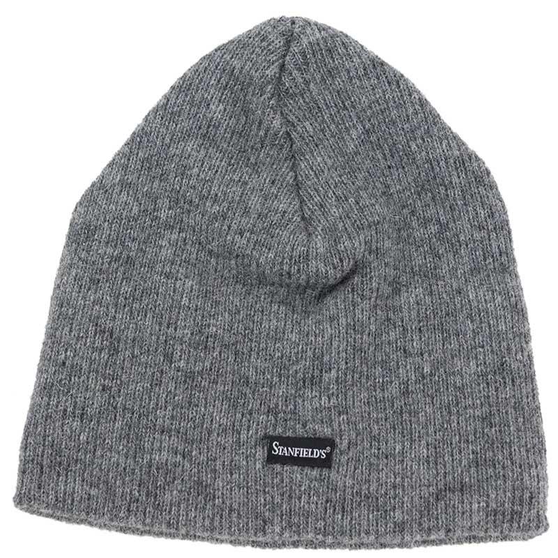 Wool Toque, Gray