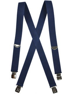 Welch Suspenders, Clip Ends
