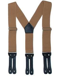 'Y' Back Work Suspenders