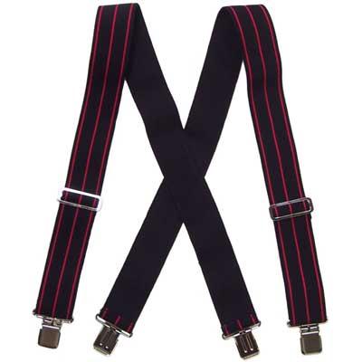 Tuff Stuff Suspenders, Clip Ends